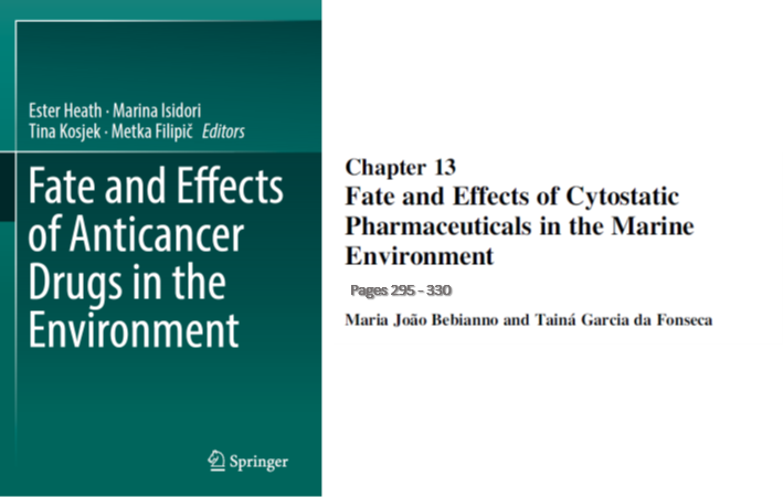 Fate and Effects of Cytostatic Pharmaceuticals in the Marine Environment